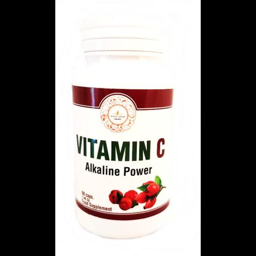 C Vitamin  étrendkiegészítő kapszula 60 darabos kiszerelés