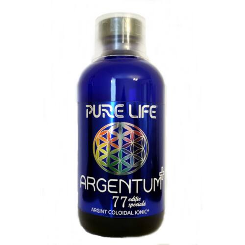 ARGENTUM+ 77 - kolloid ezüst-ion oldat 240 ml