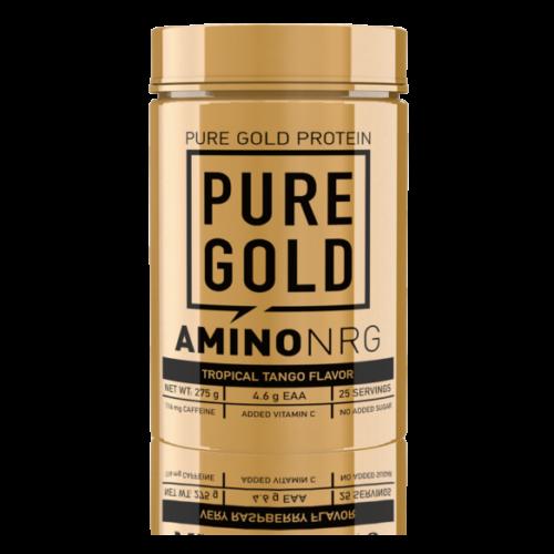 Amino NRG aminosav italpor koffeinnel  275g