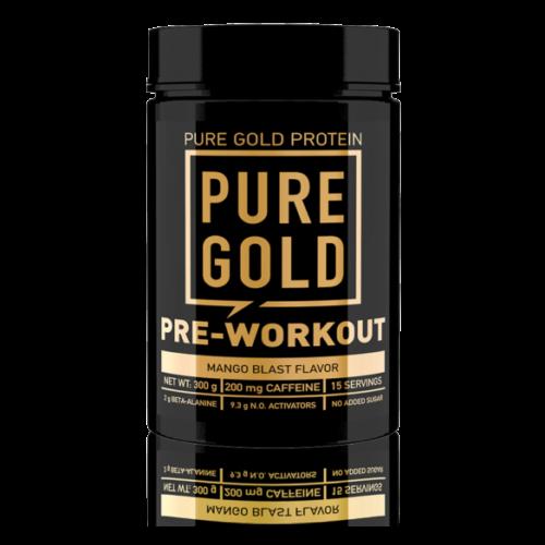 Pre-Workout edzés előtti ízesített italpor 300g