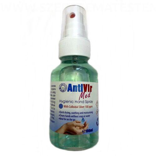 AntiVir Med kézfertőtlenítő spray 100 ml