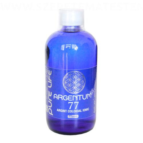ARGENTUM+ 77 - kolloid ezüst-ion oldat 480 ml