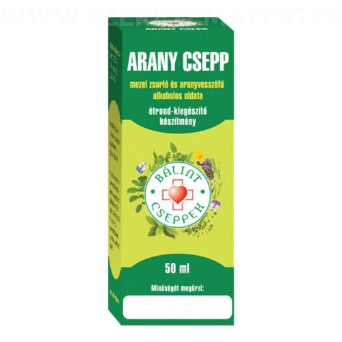 Bálint Cseppek - Arany Csepp
