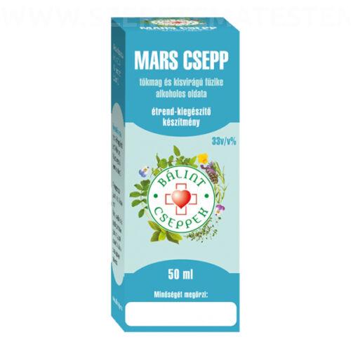 Bálint Cseppek - Mars csepp