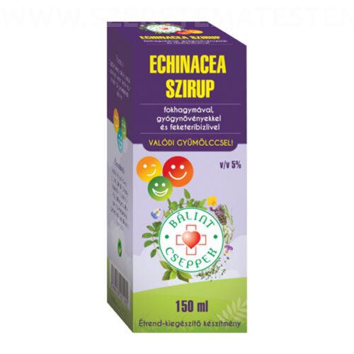 Echinacea szirup