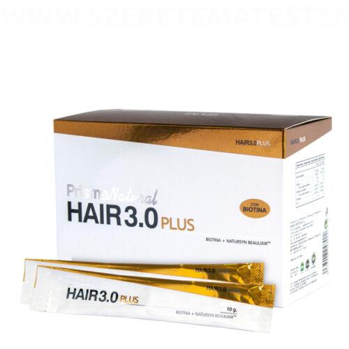 Hair 3.0 PLUS - biotin tartalmú hajregeneráló ivógél