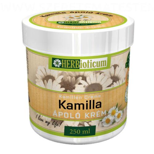 Herbioticum - Kamillás bőrápoló krém