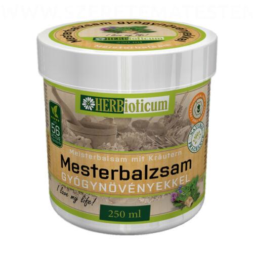 Herbioticum - Mesterbalzsam gyógynövényekkel