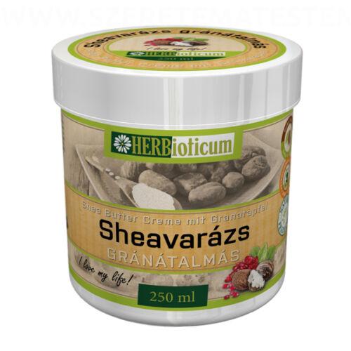 Herbioticum - Sheavarázs gránátalmás testápoló krém