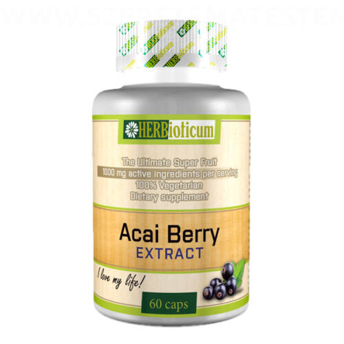 Herbioticum - Acai Berry Extract