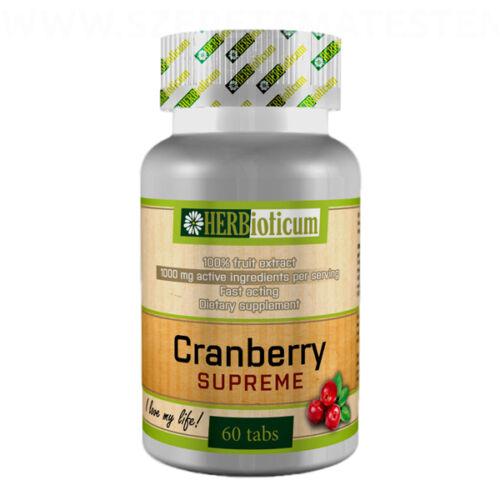 Herbioticum - Cranberry Supreme tőzegáfony kivonat