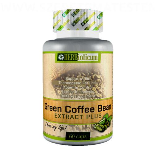 Herbioticum - Green Coffee Bean Extract Plus