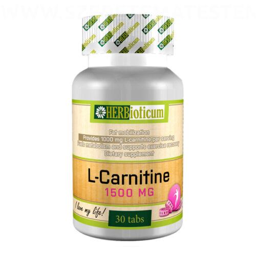 Herbioticum - L-Carnitine 1500mg