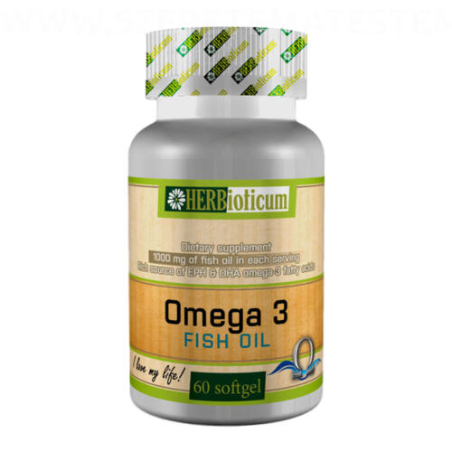 Herbioticum - Omega 3 Fish Oil