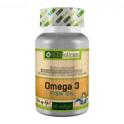 Herbioticum - Omega 3 Fish Oil