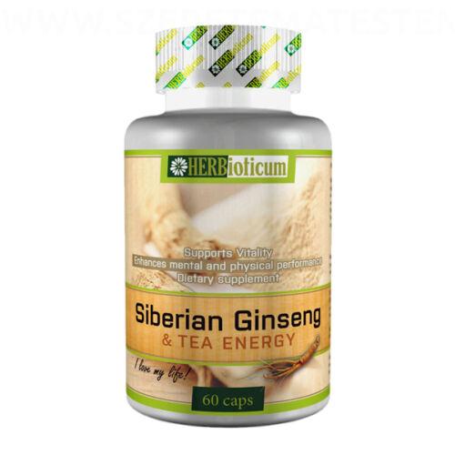 Herbioticum - Siberian Ginseng & Tea Energy