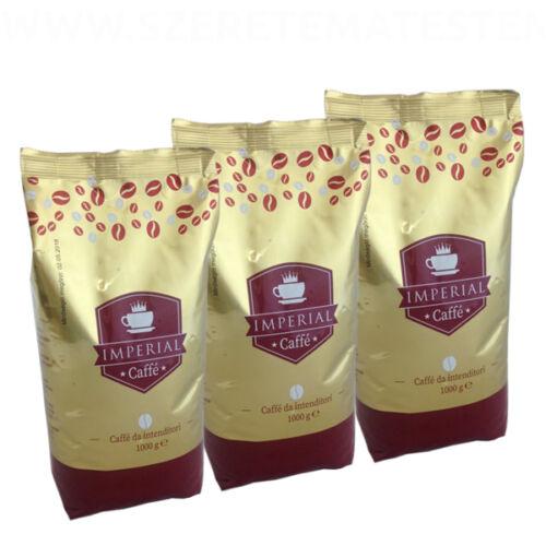 Imperial - szemes kávé 3 x 1kg