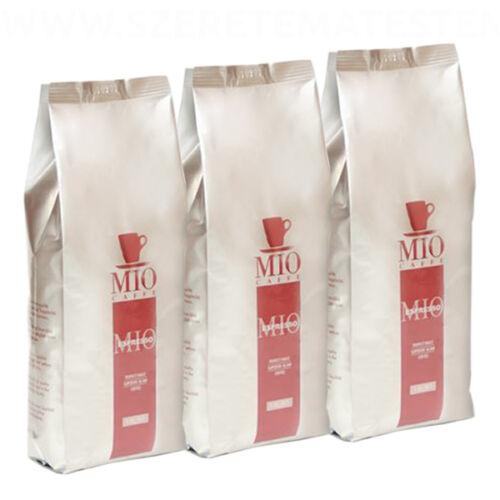 Mio - szemes kávé 3 x 1kg