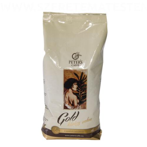 Peter's Gold - szemes kávé 1kg