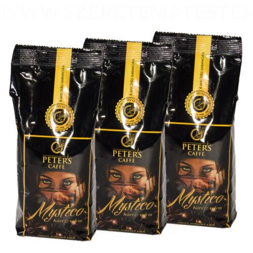 Peter's Mystico - őrölt kávé 3 x 250g