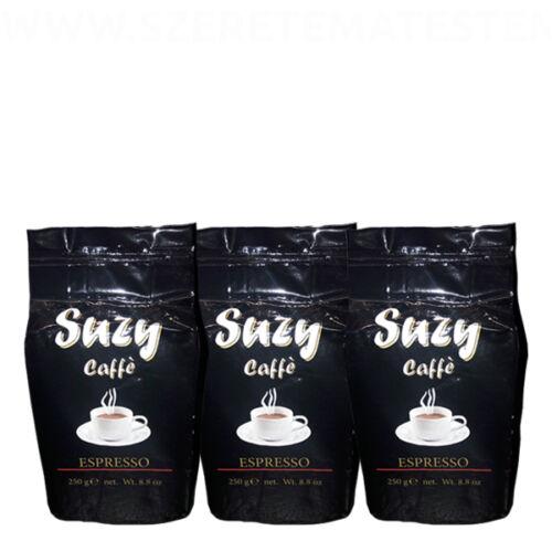 Suzy - őrölt kávé 3 x 250g