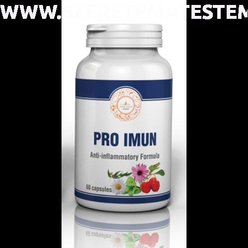 PRO Immun étrendkiegészítő kapszula 60 darabos kiszerelés