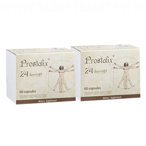 Prostafix 24 Day & Night kapszula 2 havi ajánlat