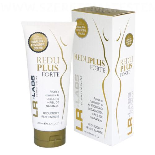 Redu Plus Forte - zsírégető és bőrfeszesítő gél