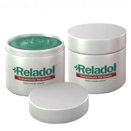 Reladol - nyugtató hatású gél az izom- és ízületi fájdalom enyhítésére 2 x 100 ml
