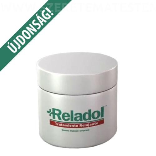 Reladol - nyugtató hatású gél az izom- és ízületi fájdalom enyhítésére 100 ml