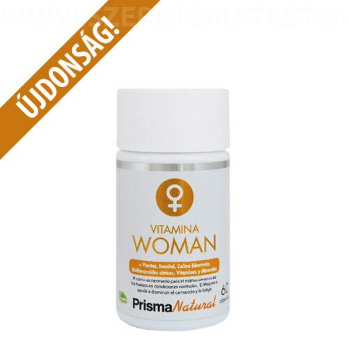 Prisma Natural Vitamina Woman - nők számára öszeállított multivitamin kapszula